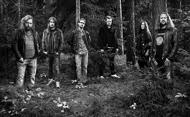 Änglagård band picture